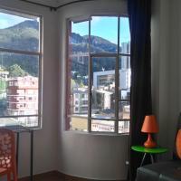 Apartamento en el Centro de Bogotá Cerca a los Sitios Turísticos