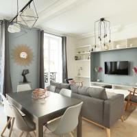 Charming apartment rue de Bretagne