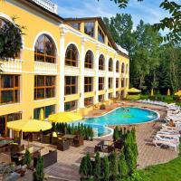 Курортный спа-отель Royal Geneva
