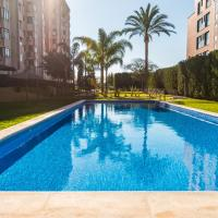 Modern apartment near Bioparc Valencia