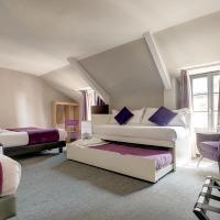 Hotel The Originals du Château Dinan (ex Inter-Hotel)