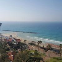 Apartment in Netanya on David Hamelech near the sea