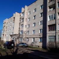 Apartment on Novgorodskoy 8