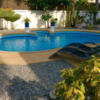 Natural Pool Villa