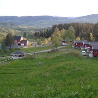 Lauvåsen gård - hytteutleie