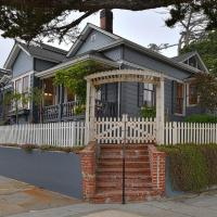 Victorian Sanctuary by the Sea - Five Bedroom Home - 3749