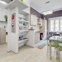Prati's new apartment