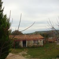 Stone House in the Farm