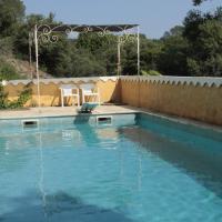 Studio 2-4P, terrasse, barbecue, piscine, parking privée