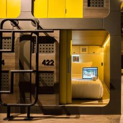 Capsule Hotels  75 capsule hotels in Tokyo