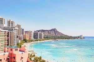 Image of Waikiki Beach