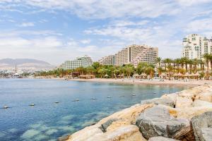 Image of HaSh'hafim Beach