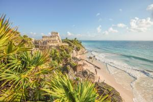 Image of Playa Ruinas, Tulum, Mexico