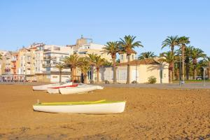 Image of Barrio Maritimo Beach