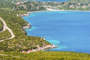 Image of Baia di Conte Beach