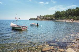 Image of Cala d'Ostia Beach