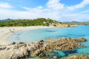 Image of Porto Giunco Beach