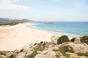 Image of Su Giudeu Beach