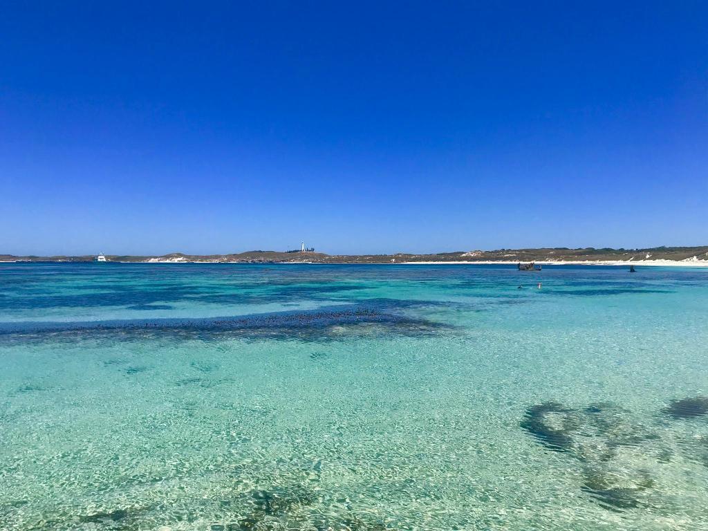 Rottnest Island Australia: Resort Village Rottnest Island Authority, Australia