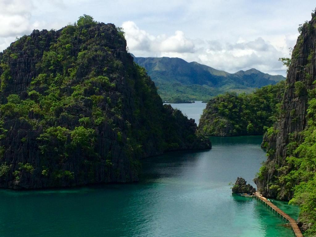 coron island islas filipinas