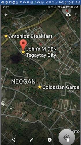 JOHN'S M DEN TAGAYTAY CITY