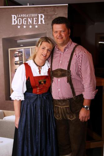 Claudia und Stefan Strasser