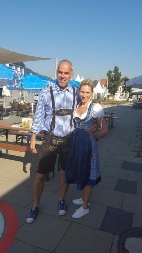 Martina Preidl und Andreas Rührlechner