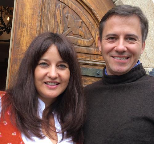 Daniela Grasmück Niedermann & Frank Niedermann