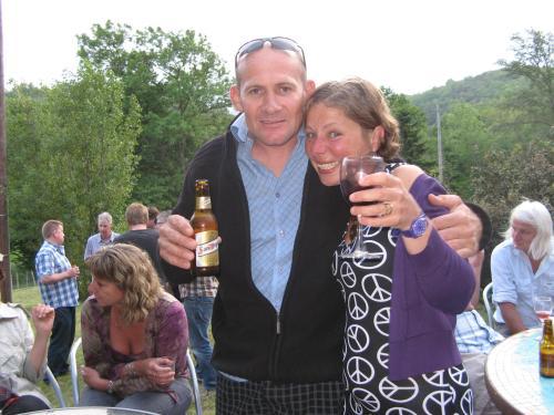 Stuart and Kate Nuth