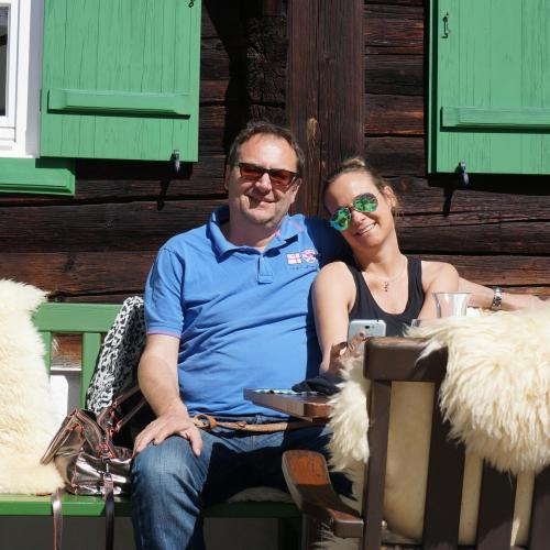 Catrin und Peter Aschenwald