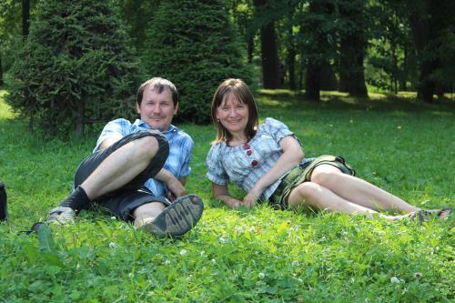 Сергей и Ульяна