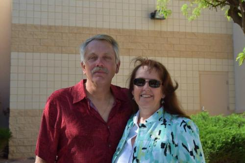 Steve & Shirley Millar