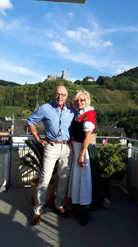 Renate und Winfried Kraemer