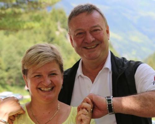 Guntram und Silvia Hofer