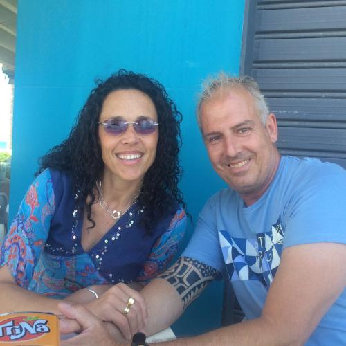 Ricardo Gil y Alexandra Sitges