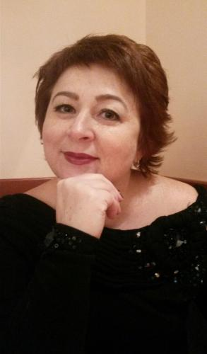 Виктория Ключникова, администратор.