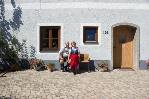 Johann und Elisabeth Wirnsperger
