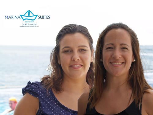 Sonia and Maite