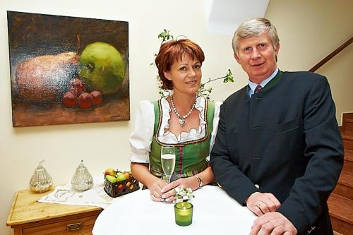 Eigentümer Erika & Franz Wagner