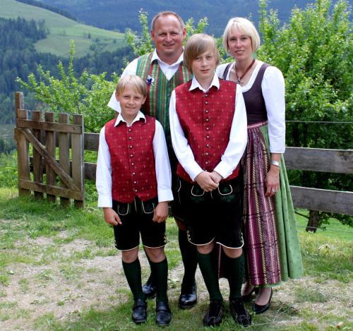 Familie Schönberger