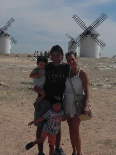 David y familia