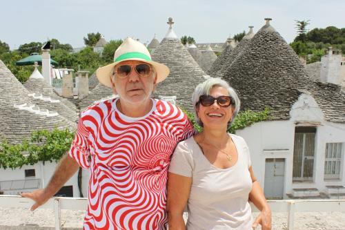 Madalena e Luiz Rechtman