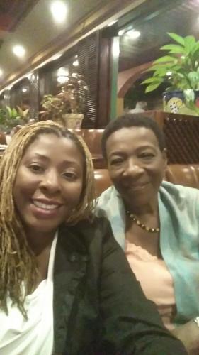 Gladys and Debra