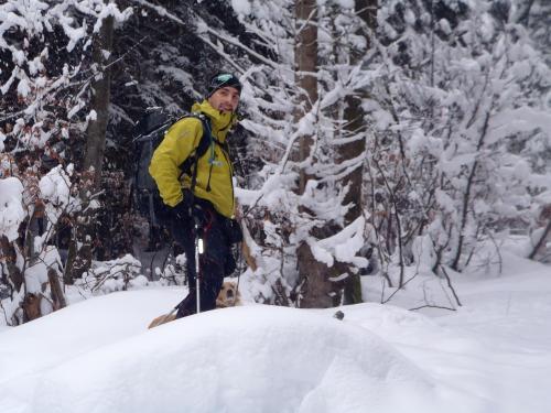 Wander- und Schneeschuhfuehrer Benjamin P