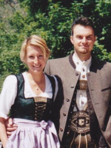 Karoline and Stefan