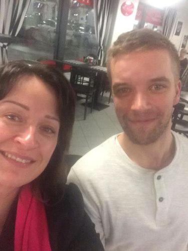 Niina Styrman ja Timo Rissanen
