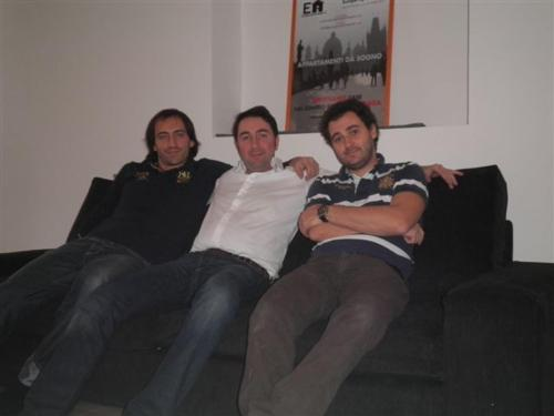 Marco, Filippo, Gabriele