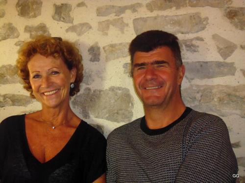 Christian et Francoise DUMONT