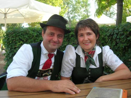 Peter und Helga Beinsteiner