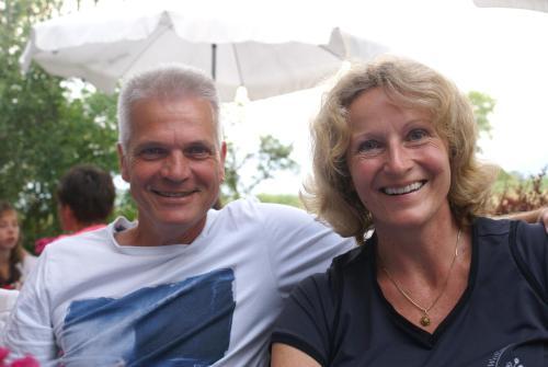 Gudrun & Christoph - Ihr Team vom Ferienhaus Landau
